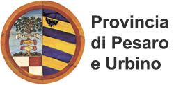 Patrocinio Provincia di Pesaro e Urbino